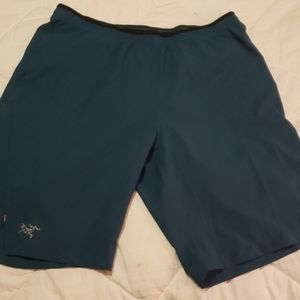 Arc'teryx Legion Blue Shorts
